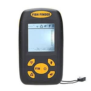 Sonar, Transducer fish finder