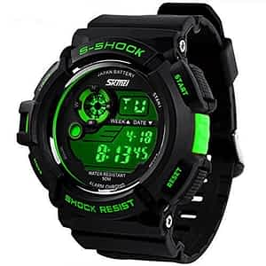 Happy Digital Sports Watches Military Watch