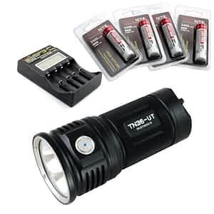 ThruNite TN36 CW Lumen CREE MK-R LED Flashlight
