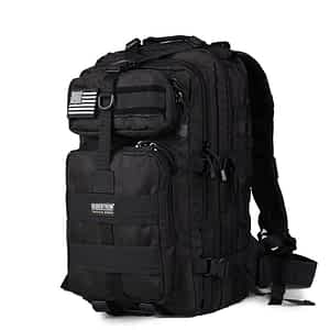 Seibertron Falcon Water Repellent Hiking Camping Backpack