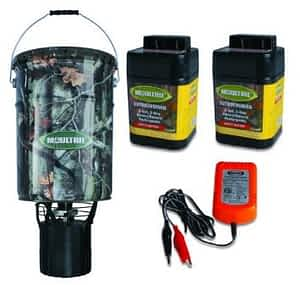 Moultrie - 55 Gallon Pro Hunter 400 lb Deer Feeder