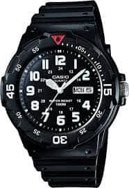 Casio Men's MRW200H-1BCT
