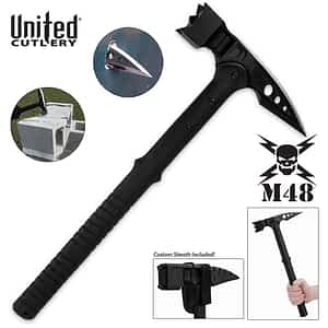 United Cutlery M48 Tactical Hammer