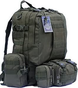 Molle Rucksack Military Style 50L