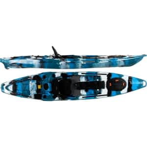 FeelFree Moken 12.5 Best River Fishing Kayak