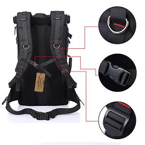 ArcEnCiel 40L Black Backpack
