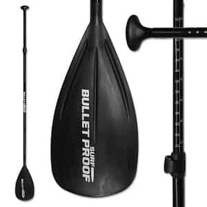 ULTRALITE 100% FIBERGLASS Shaft Performer Adjustable SUP paddle