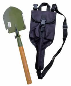 Chinese Military Shovel Emergency Tools WJQ-308 Ver 2012