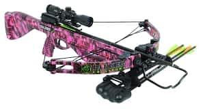 Parker X401 – IR Pink Crossbow