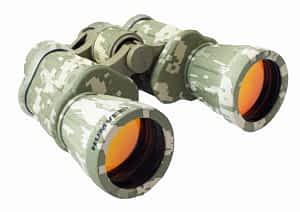 HUMVEE HMV-B-10X50-DC Rubber Armor Field Binocular