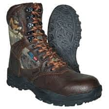 Itasca Eagle Butte 600-Mens Hunting Boots-Waterproof Leather Nylon Camo