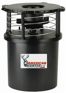 American Hunter Feeder With Timer and Varmint Guard