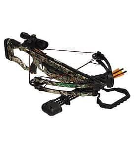 Barnett Raptor Velocity FX Crossbow For Moose Hunting