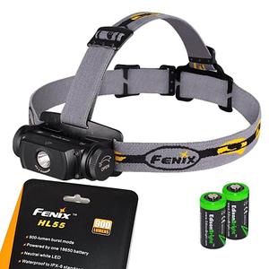 Fenix HL 55 900 Lumen Cree XM-L2 T6 LED Headlamp