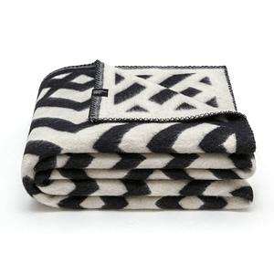 Merino Wool Blanket by Woolkrafts