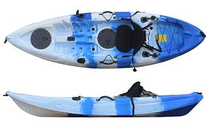 Useful Sit on Top Single Fishing Kayak