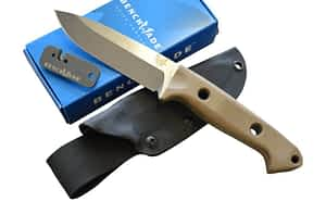 Benchmade 162 Bushcrafter Fixed Blade Knife