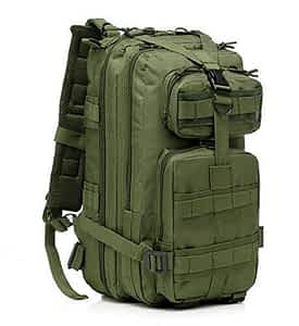 ERollDeep Sport Outdoor Comfortable Waterproof Assault Pack