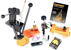Lyman T-Mag Expert Kit Deluxe with 1500 Micro-Touch Scale