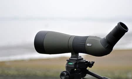 spotting scope for 100 yards