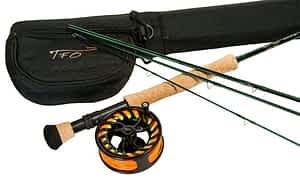 Temple Fork Outfitters NXT Rod & LA Reel Kit