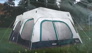 Coleman Instant 10 Person Cabin Tent