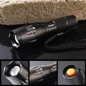 Supreme Popular LED 2000 Lumen Flashlight