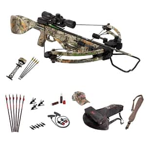 Parker Bows ThunderHawk Perfect Storm Crossbow