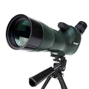 USCAMEL Bird Watching Waterproof Spotting Scope