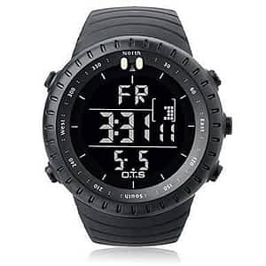PALADA Men's T7005G Outdoor Waterproof Sport Watch